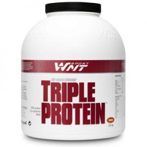 Triple Protein, WNT, Choklad, 3 kg