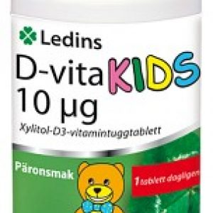 ledins-d-vita-kids-10-g-90-tabletter