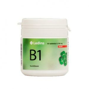 ledins-b1-vitamin-100-mg-50-tabletter